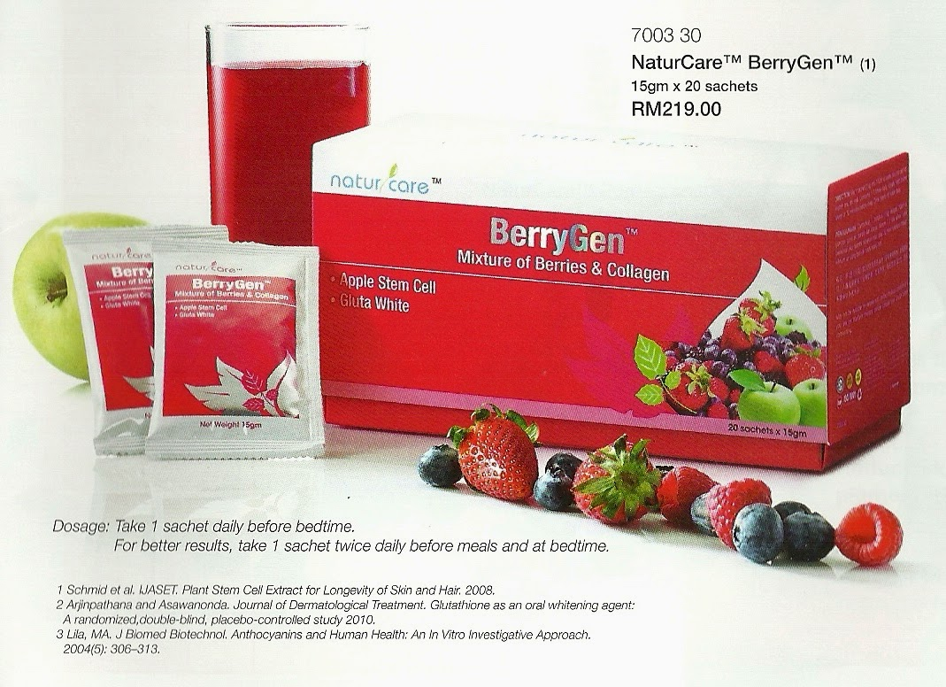 NATURE CARE BERRY GEN