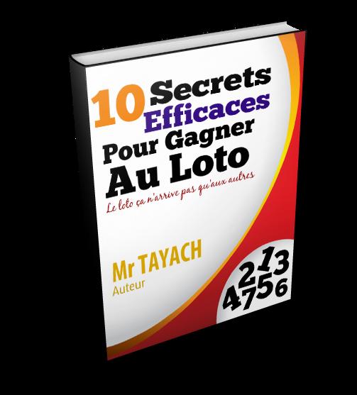 secret pour gagner au loto