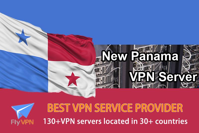 FlyVPN Panama 01 VPN Server