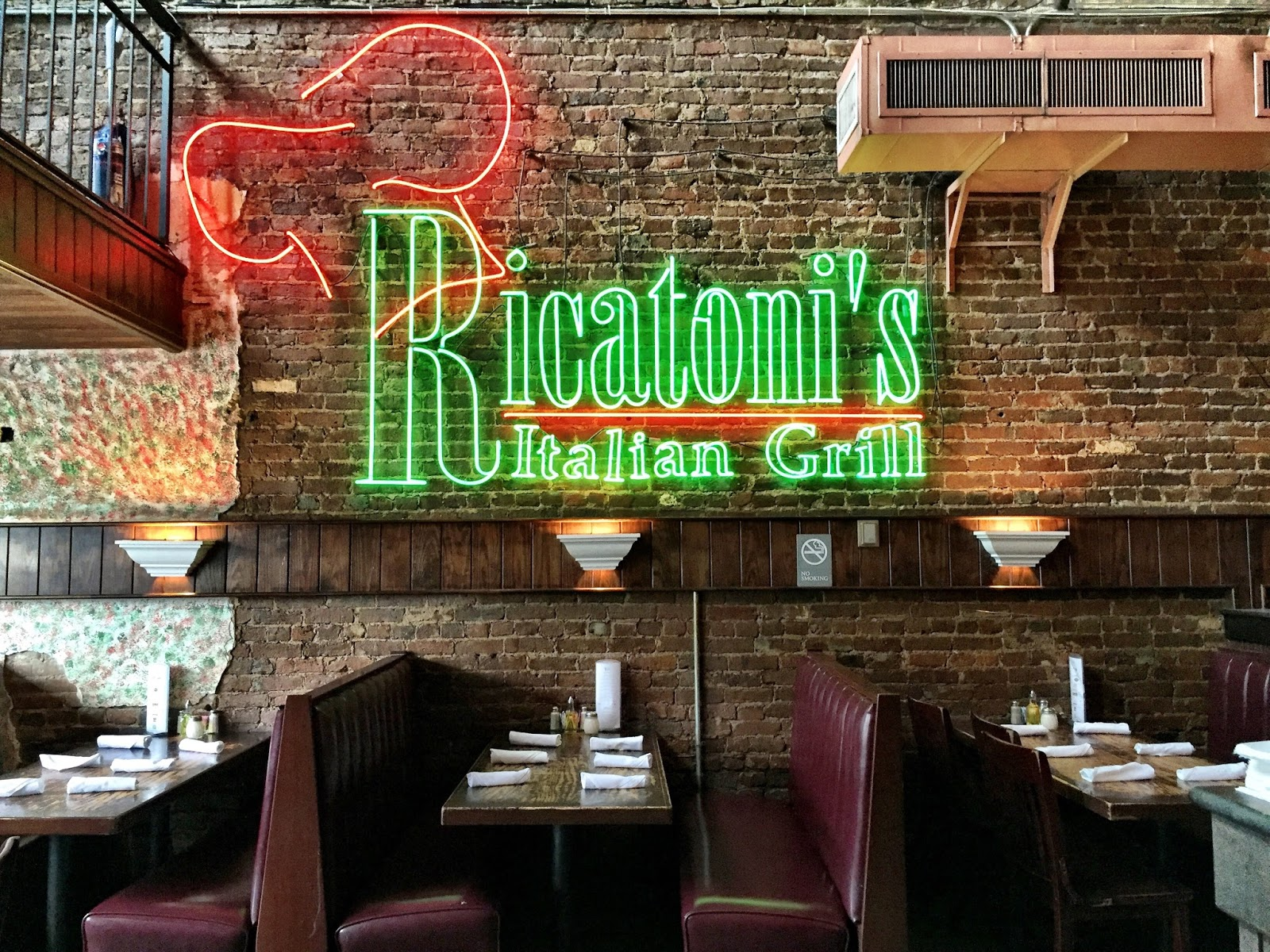 Image result for ricatoni's