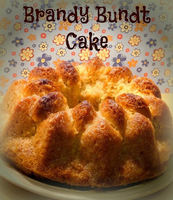 brandy bundt cake (una torta è sempre la soluzione)