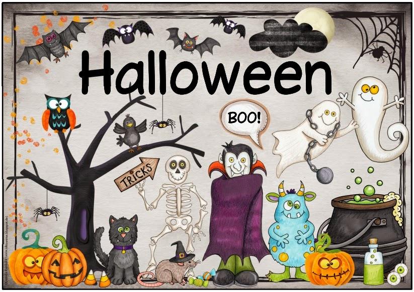 """Ideenreise: Plakat """"Halloween"""" für die Reihe """"Special Days"""""""