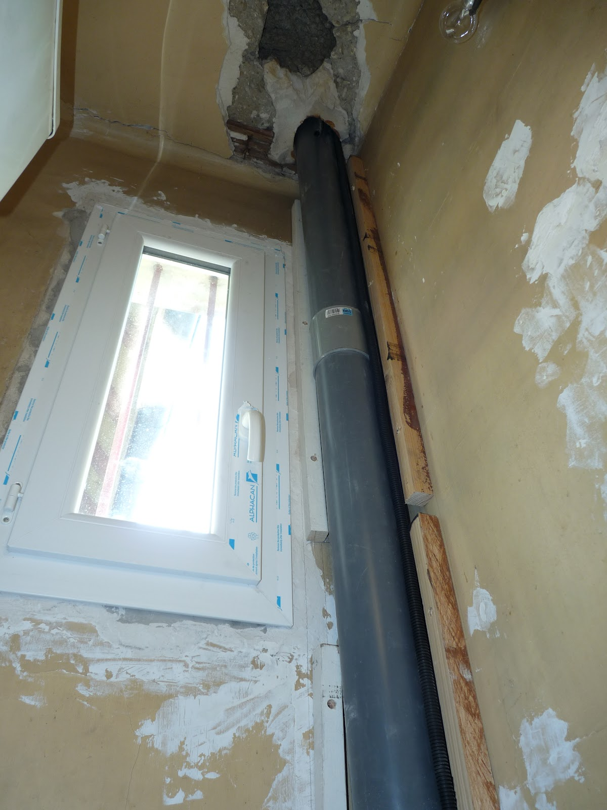 la cute house un froid presque sib rien enfin des toilettes en haut. Black Bedroom Furniture Sets. Home Design Ideas