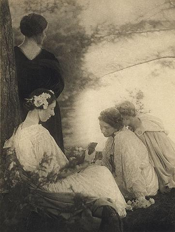The Seasons (Alice Boughton, 1909)