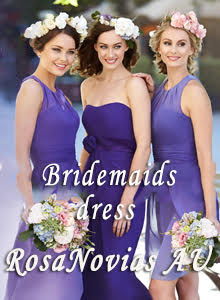 Browse bridesmaid dresses in every style and silhouette bridesmaid dresses at Rosa Novias AU.