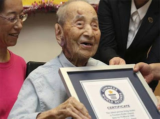 World's Oldest Man In The Guinness Book Of World Records Dies At 112 (Photos)