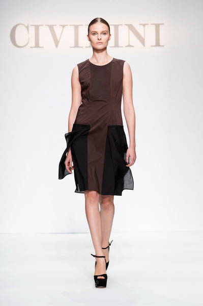 Milan Fashion Week S/S 2013: Vasilisa Pavlova in Cividini show