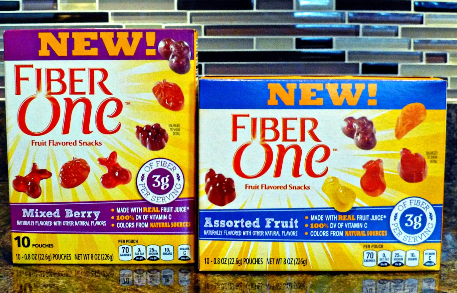 Fiber One Fruit Snacks