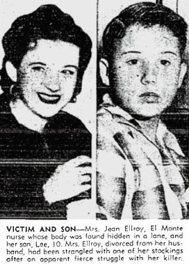 Victim and son. Los Angeles Times, June 23, 1958