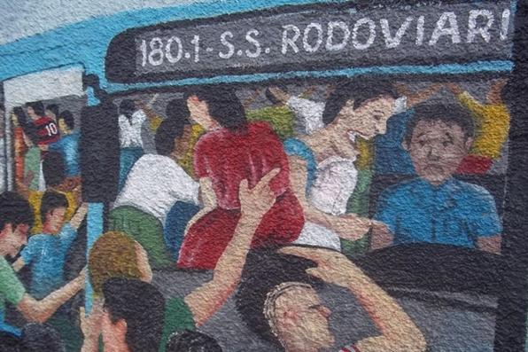 Linhas de ônibus em São Sebastião e Jardim Botânico sofrem alterações