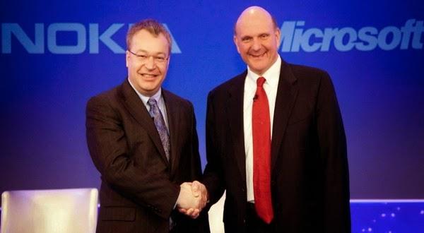 Microsoft Resmi Membeli Nokia