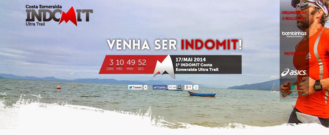 Indomit Costa Esmeralda 2014 - Sonhos