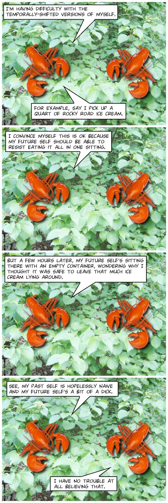 Tree Lobsters #239