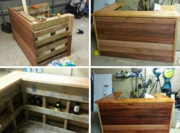 EcoNotas.com: Mas Ideas para Reciclar Palets, Muebles Ecoresponsables