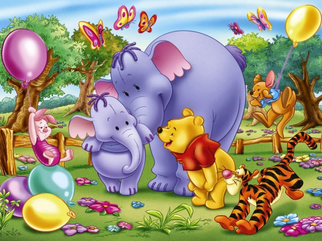 Winnie The Pooh HD Wallpapers Free Download