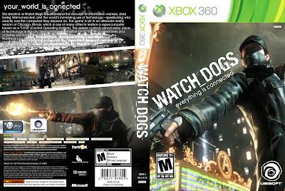 Voltar para página inicial » Xbox 360 » Capa Watch Dogs Xbox 360