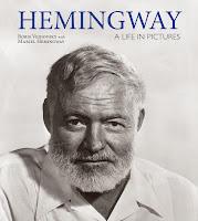 Staff Pick - Hemingway: a life in pictures by Boris Vejdovsky