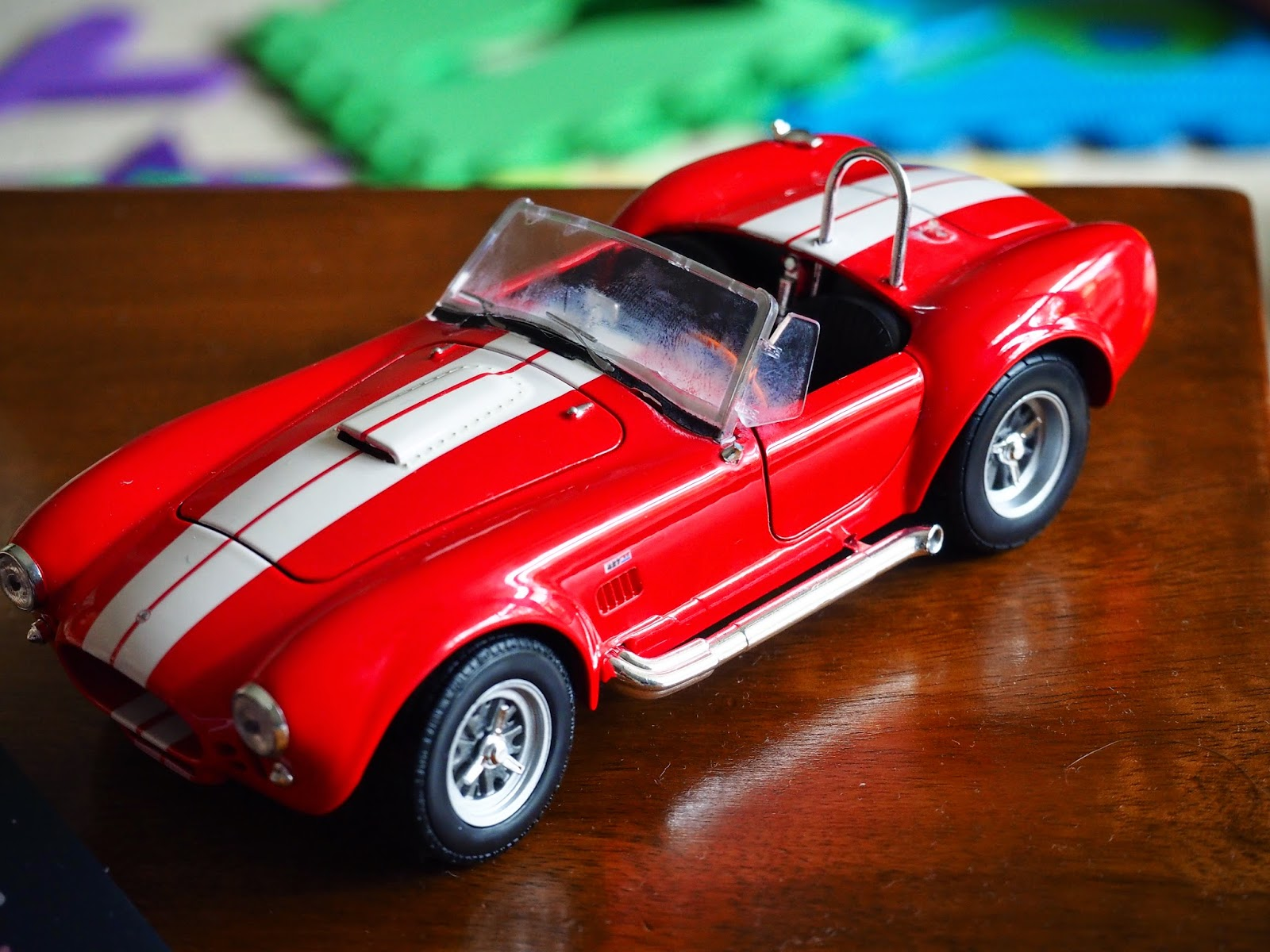 Cobra Shelby Toy