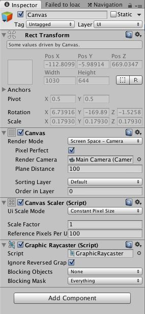 UNITY 3D Tutorials: how to place 3d model into canvas image unity