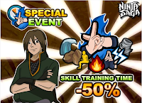 Gold Skill Training Time Reduced