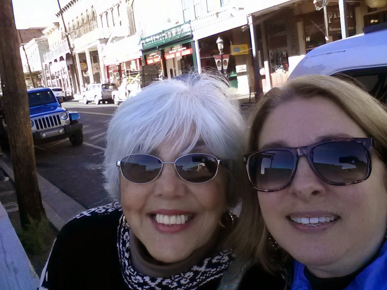 Virginia City Nevada | Navigating Hectivity by Micki Bare