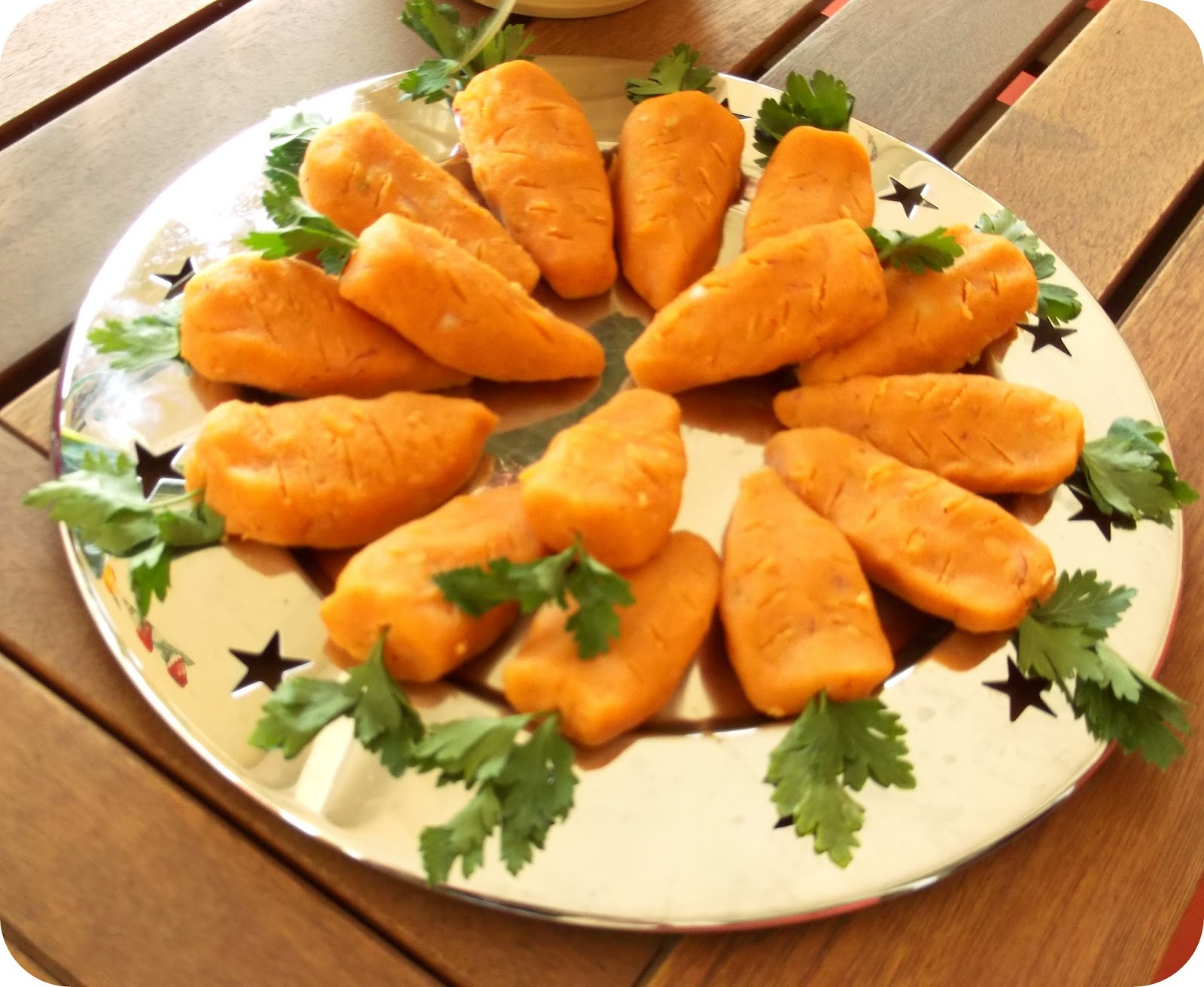 Havuç Görünümlü Patates Püresi Tarifi
