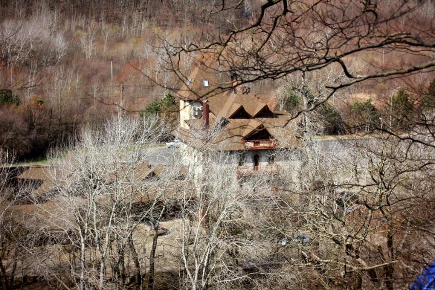 Горячий ключ, Краснодар, Россия, Отель Старый Замок