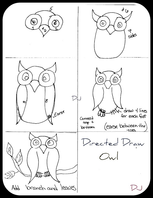 Spittin toad kids art drawing owls for Owl beak drawing