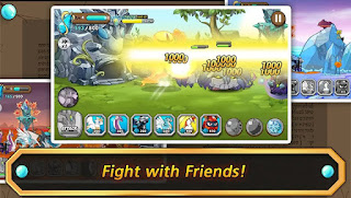 Game Dragon Village Saga Apk Mod Unlimited Mana + Skill Terbaru