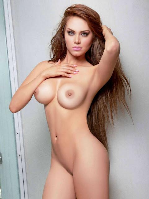 Fotos Vivian Cepeda Revista Playboy México Agosto 2015