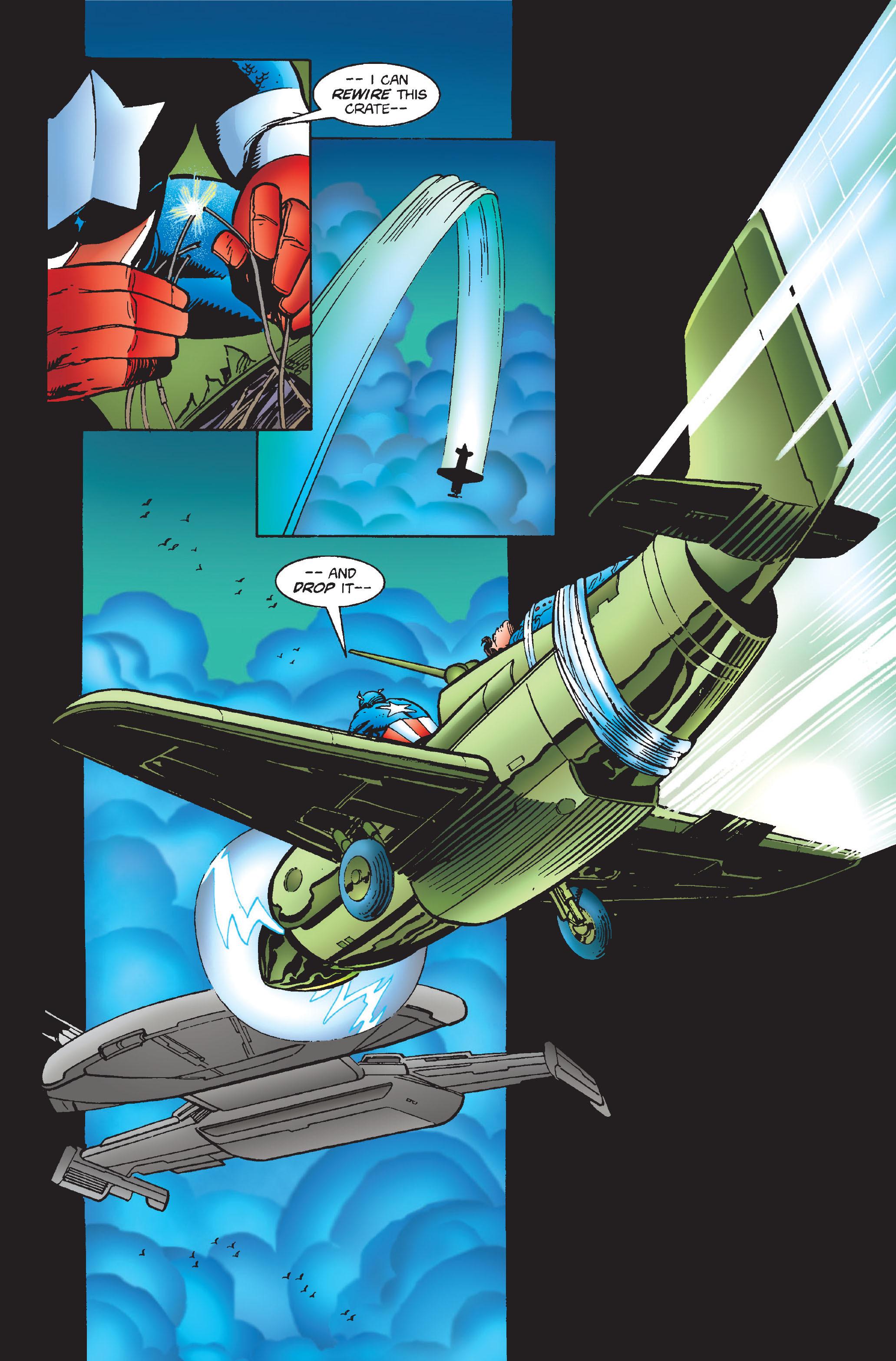 Captain America (1968) Issue #448 #402 - English 18