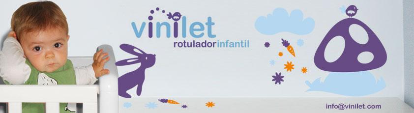 Vinilet - rotulador infantil