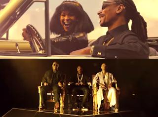 Snoop Dogg - California Roll Ft. Stevie Wonder, Pharrell Williams, & Actor Nia Long