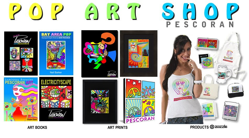 Pescoran Pop Art Shop