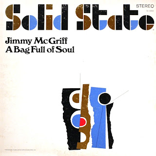 Jimmy McGriff - A Bag Full of Soul 1967
