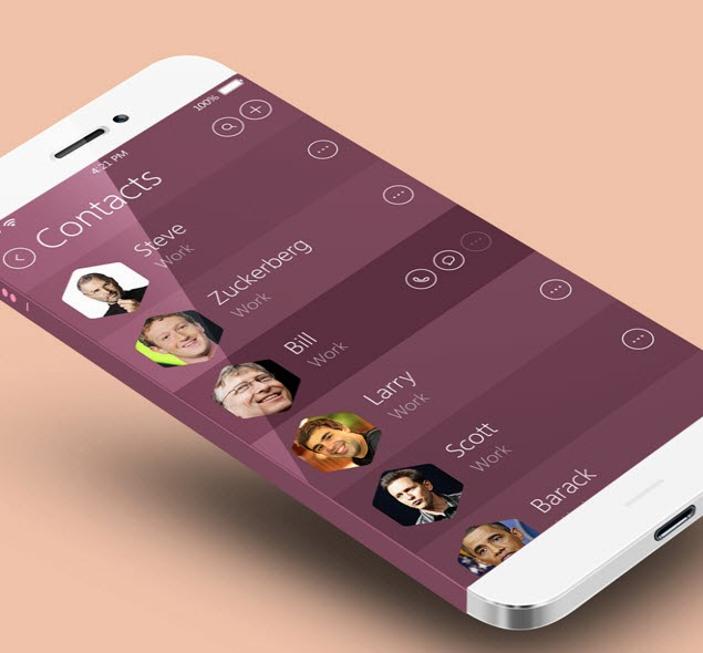 20 Inspiring UI/UX Mobile App Design