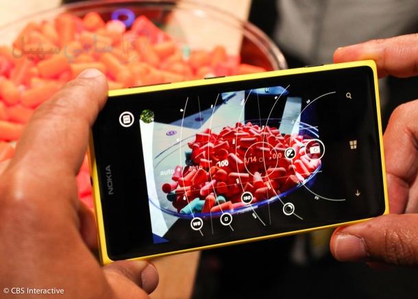 """نوكيا تعلن عن هاتفها الجديد """"lumia 1020"""" بكاميرا ذات جودة عالية جدا"""