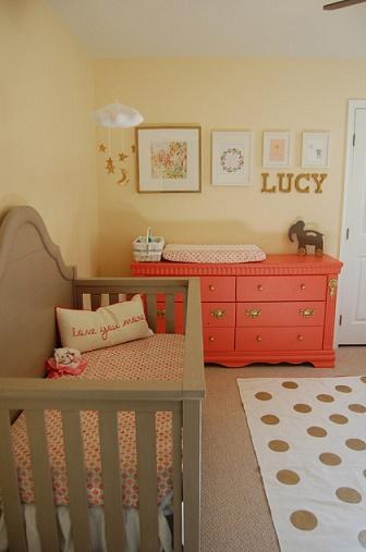 Habitaciones para beb s ni as colores en casa - Habitaciones bebes nina ...