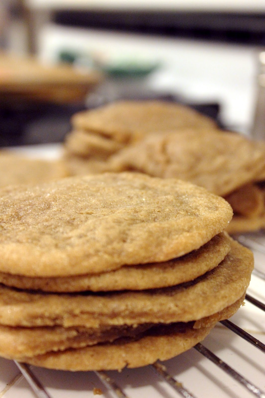 Brown Sugar Cookies by freshfromthe.com