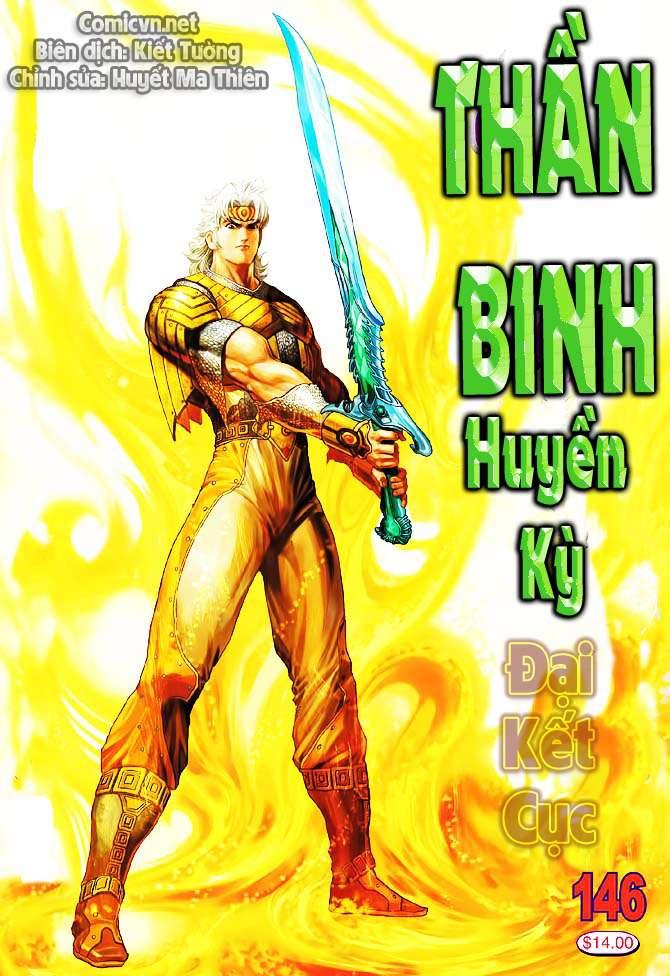 Thần Binh Huyền Kỳ I chap 146 Trang 1 - Mangak.info