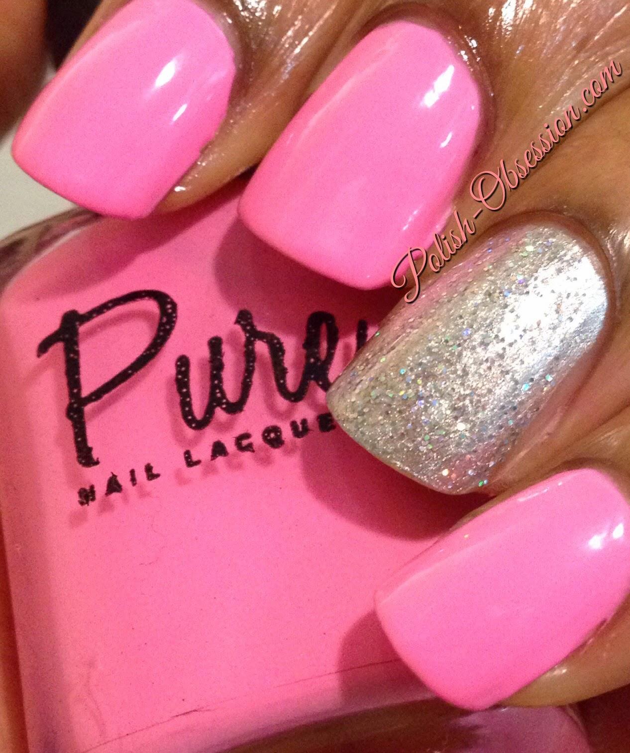 Pure nail lacquer princess polish obsession - Prinses pure ...