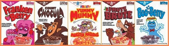 Hey!! Guess what? The New #General Mills Retro Monster #Cereals are back @ #Target Click Below