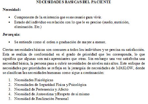 Baño General Del Paciente:FUNDAMENTOS DE ENFERMERIA: Necesidades Básicas del Paciente