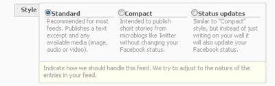 Cara [Otomatis] Share Artikel Blog ke Facebook