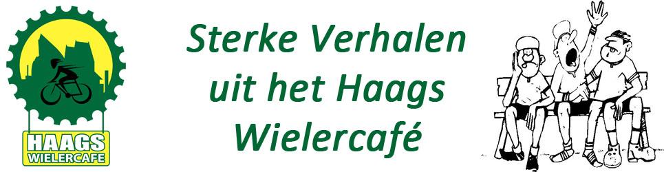 Sterke verhalen uit het Haags Wielercafé
