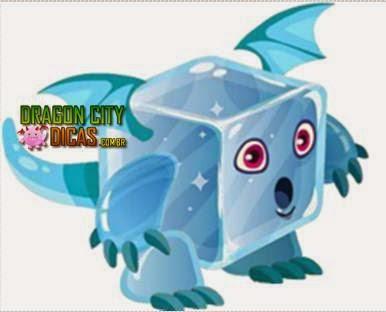 Dragão Cubo de Gelo