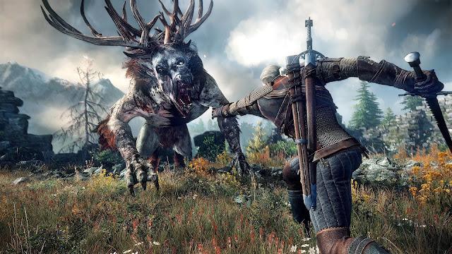The Witcher 3, mejor juego de este año 2015