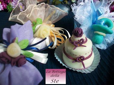Bomboniere matrimonio, comunione, cresima, battesimo economiche e artigianali