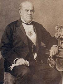 DOMINGO FAUSTINO SARMIENTO (San Juan 15/02/1811 – Paraguay 11/09/1888).