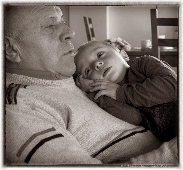 dziadek, Igor, dzieci, wnuki, dziadkowie